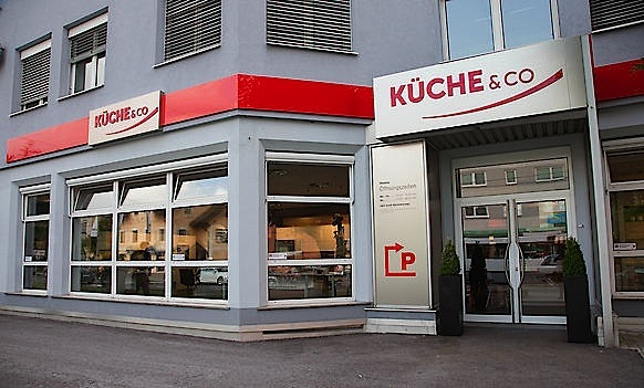 Küche&Co GmbH - premiuminfo | area30 – design. kitchen. technics.